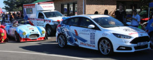 CMH Ford Rokkit Digital Agency Pace Car KZNRRC Dezzi Raceway