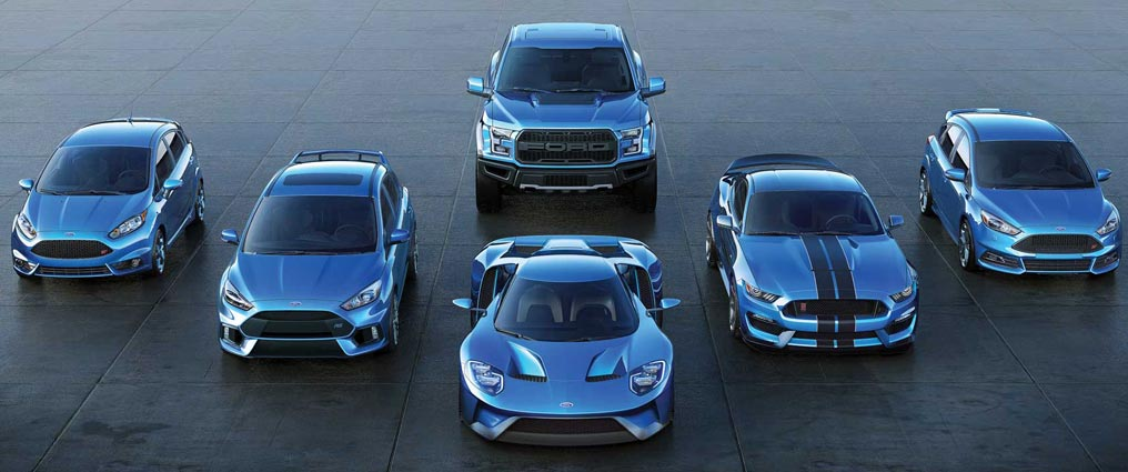 Ford Performance Models