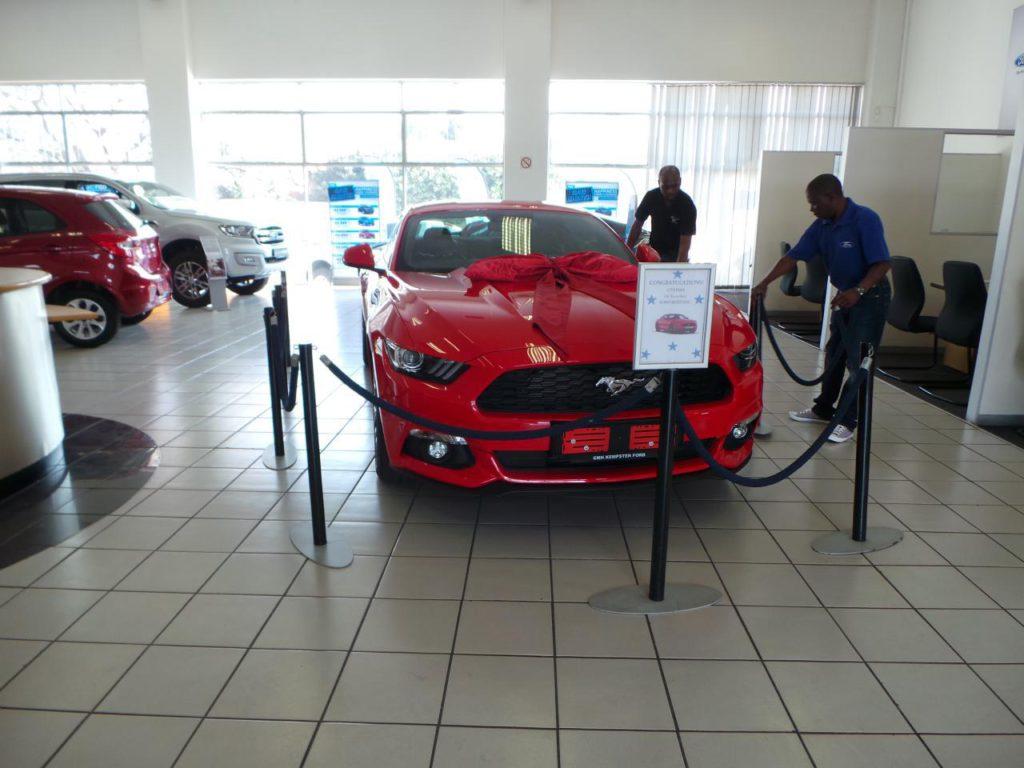 CMH Ford Randburg Sales