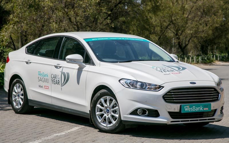 Ford Fusion Car of the Year Awards