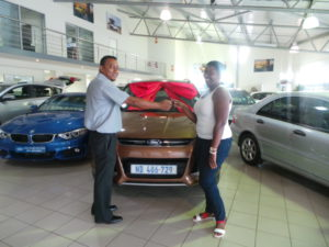 CMH Ford Umhlanga Deliveries