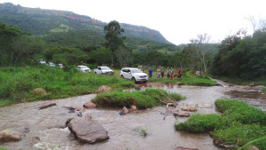 Ford 4x4 Training Durban
