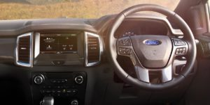 Ford Everest Interior