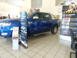 CMH Ford Randburg's New And Pre-Owned Department