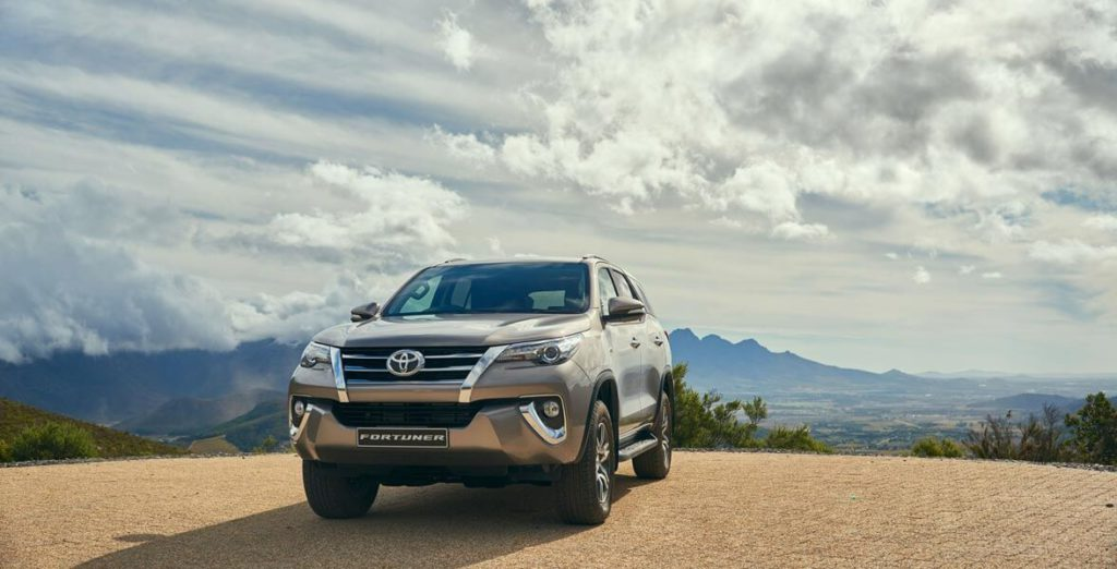 The evergreen Fortuner has enjoyed dominance with an 8 model range, until now that is