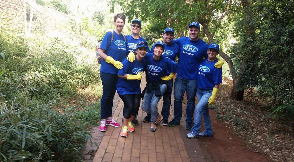 Ford Wildlife Foundation with Kempster Ford Pretoria