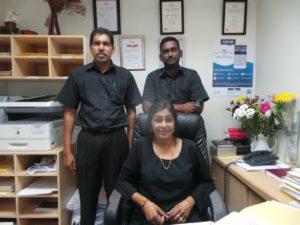 CMH Ford Umhlanga Sales Team