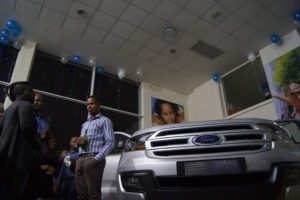 Ford Everest Launch