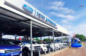 CMH Ford Pretoria North Dealership