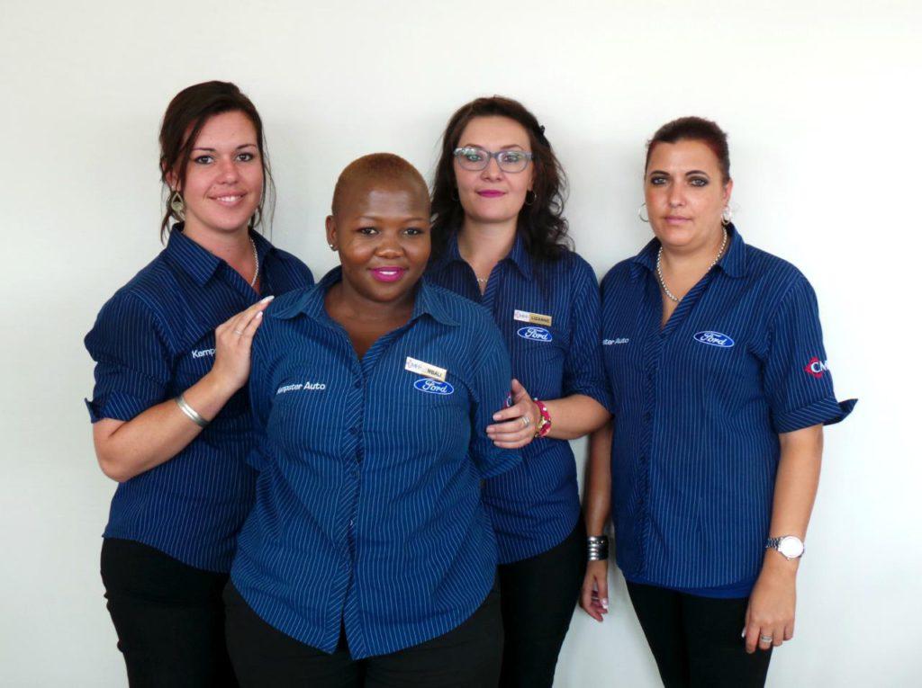 CMh Ford Pretoria North Workshop Manager