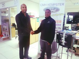 CMH Ford Umhlanga Competition