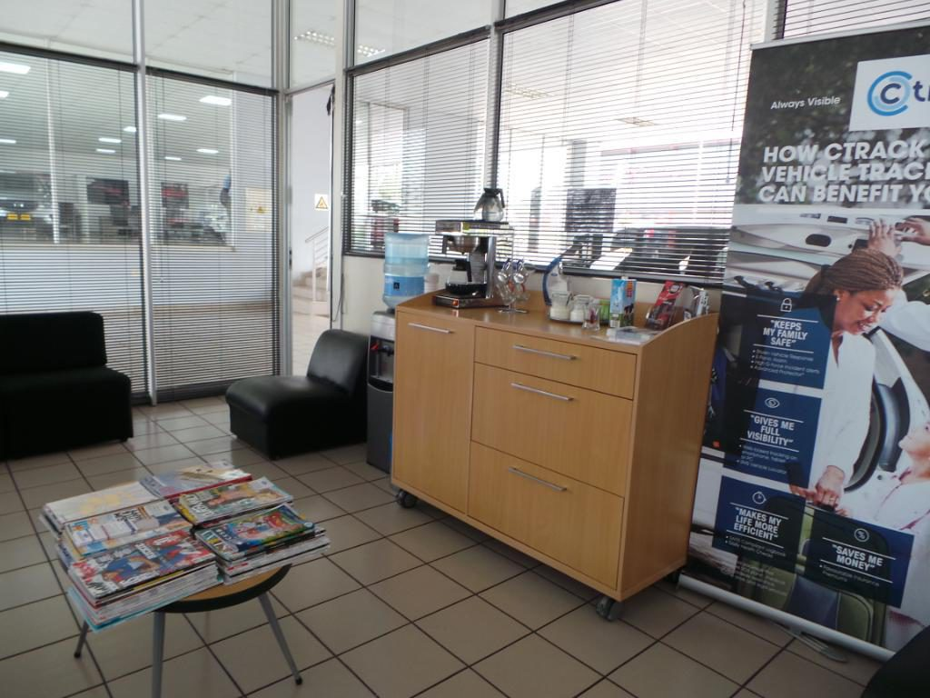 CMH Ford Randburg Service Department