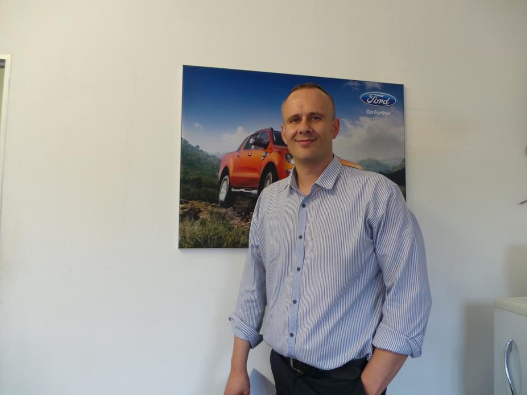 CMH Ford Randburg Finance