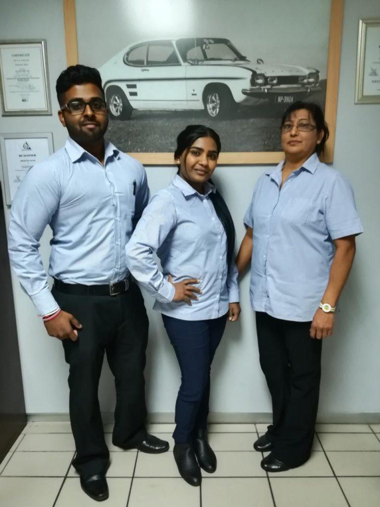 CMH Ford Durban Staff