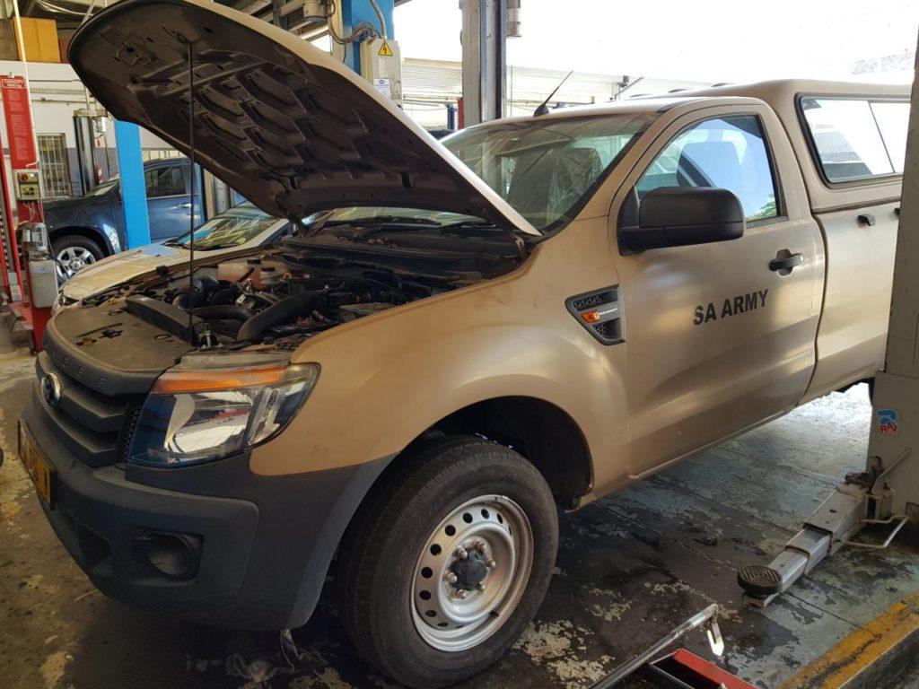 Ford Pretoria Service