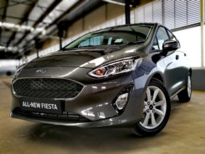 CMH Ford Pretoria North- the new ford fiesta trend