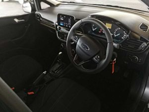 CMH Ford Pretoria North- the new ford fiesta trend interior