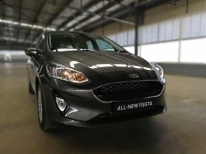 CMH Ford Pretoria North- the new ford fiesta trend Front