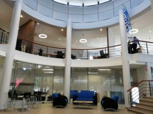 CMH Ford Umhlanga- Ford Building Interior