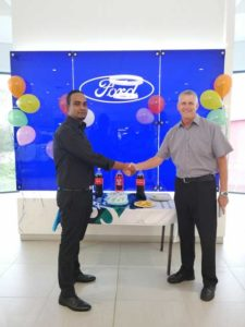 CMH Ford Umhlanga- Visham-Ramsunder-and-Clive-Wainwright