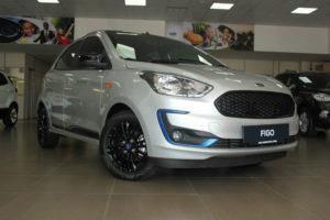 CMH Kempster Ford Pretoria North - Ford Figo blu - front view