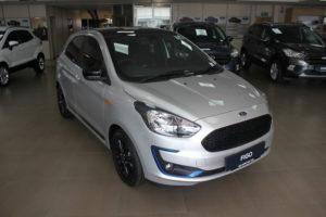 CMH Kempster Ford Pretoria North - Ford Figo blu