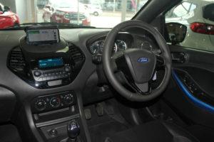 CMH Kempster Ford Pretoria North - Ford Figo interior front cabin - steering wheel