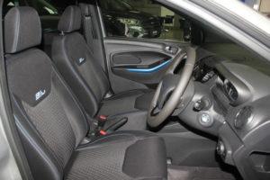CMH Kempster Ford Pretoria North - Ford Figo interior driver seat