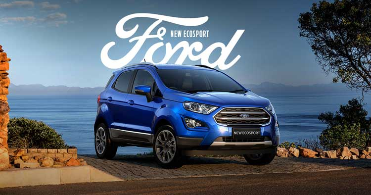 New wheels in 2020 - Ford EcoSport