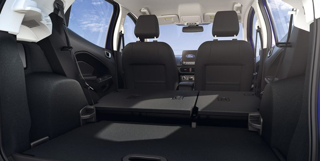Ford Kempster Ford Umhlanga - EcoSport Seats overlay