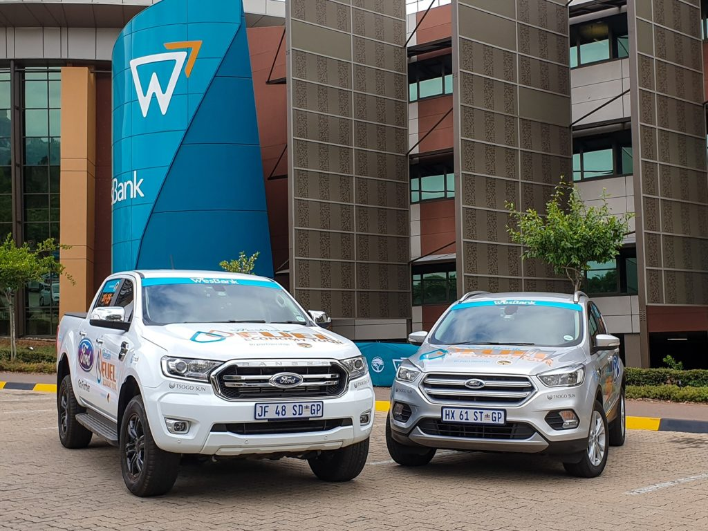 Ford -  Ranger and Kuga At Wesbank