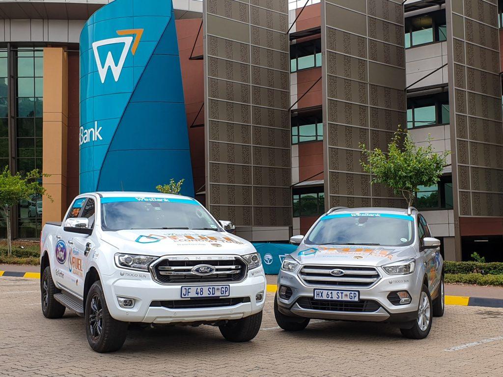 Ford -  Ranger and Kuga At Wesbank