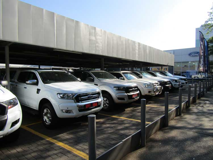 CMH Kempster Ford Pretoria - Ford bakkies