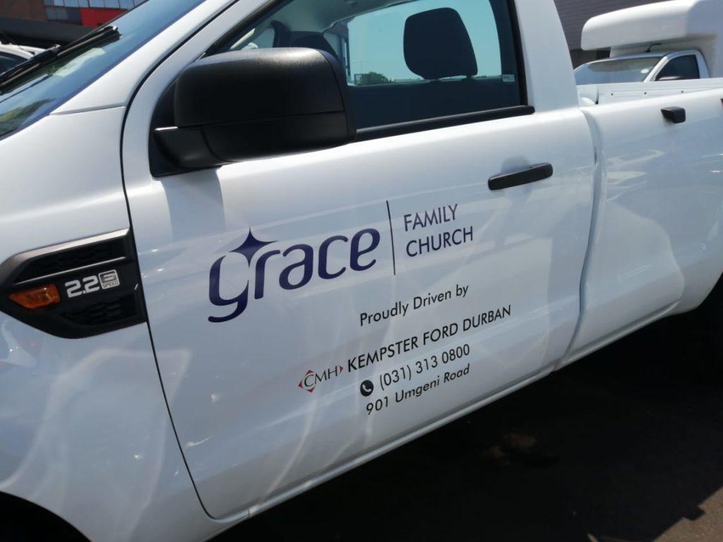 CMH Kempster Ford Durban- Grace Ranger