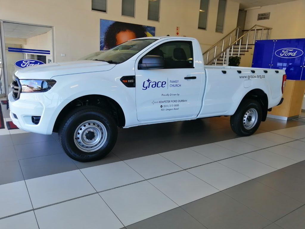 CMH Kempster Ford Durban- Ford Ranger