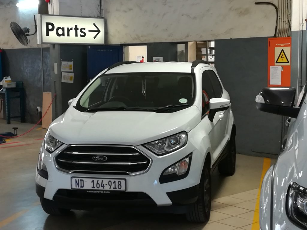 CMH Ford Durban South - Parts department