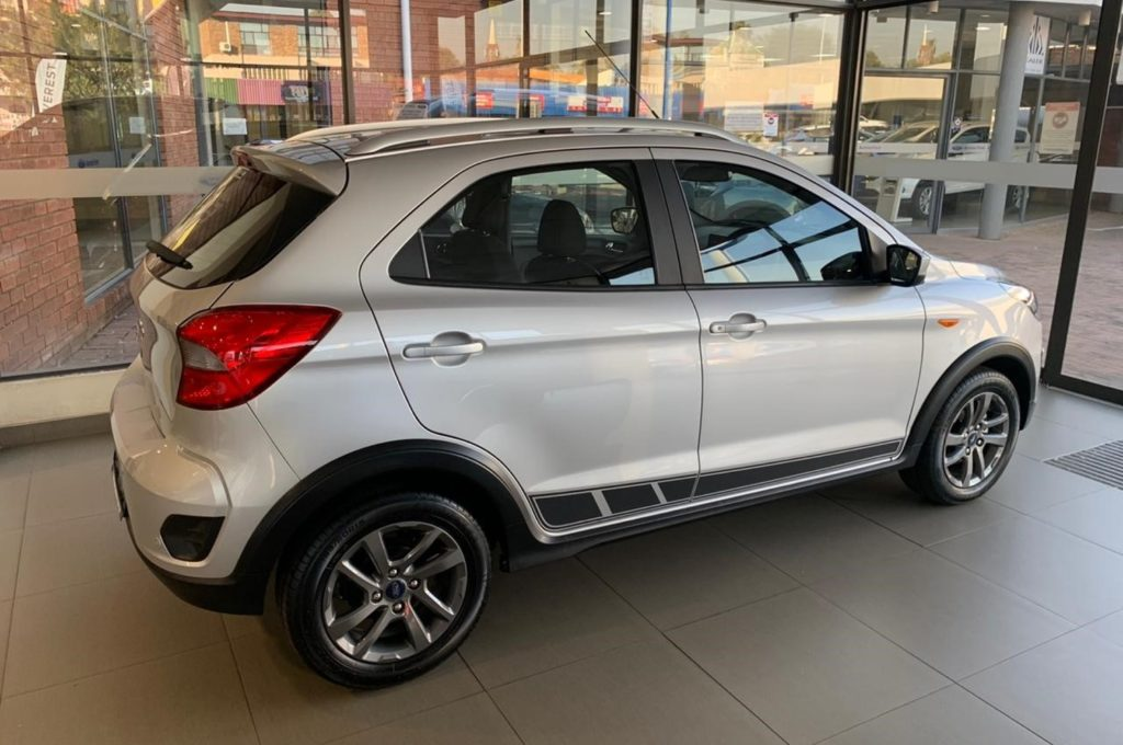 CMH Kempster Ford Pretoria-2020-Ford Free Style