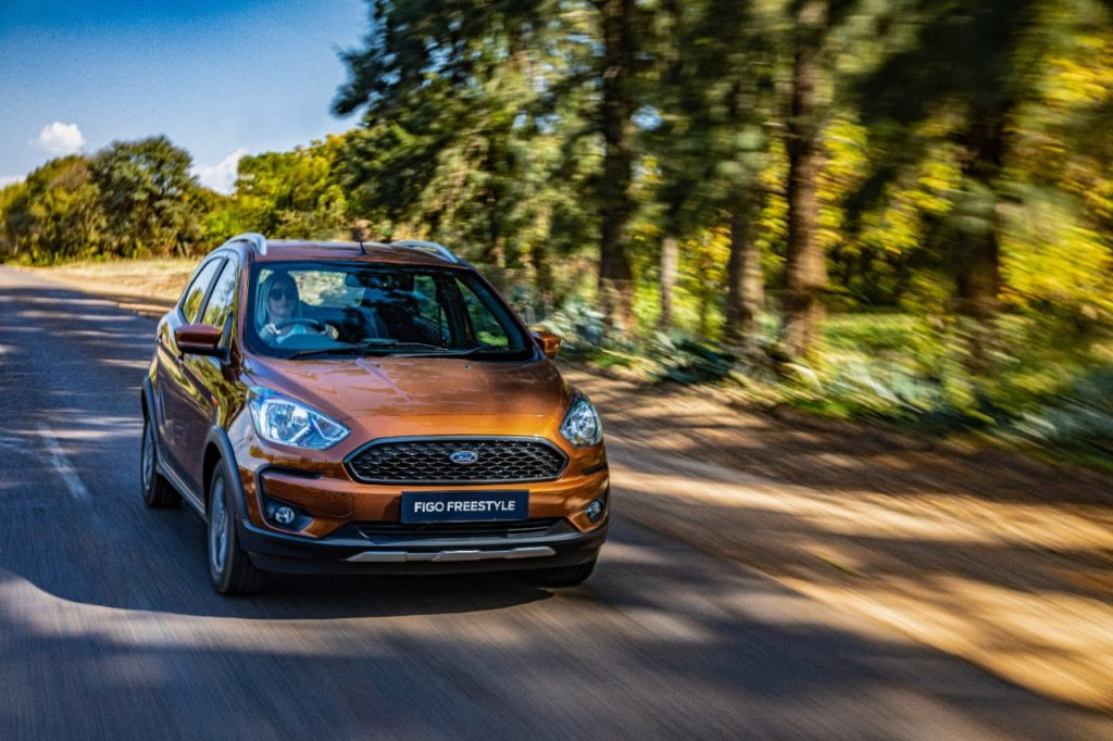 CMH Kempster Ford Randburg - The All-New Ford Figo Freestyle - On the road