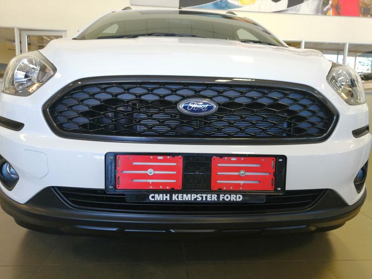 Ford Figo - Frontview