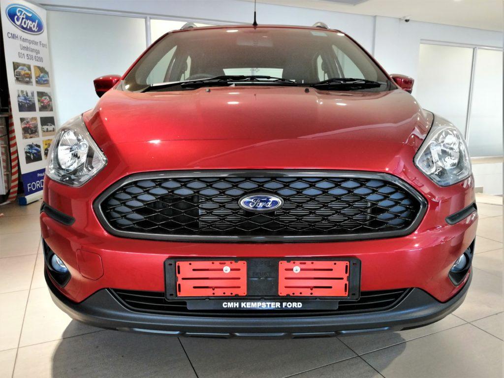 CMH Kempster Ford Umhlanga red_Figo_front