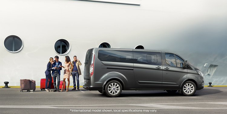 NEW FORD TOURNEO LIFESTYLE AUTOMATIC