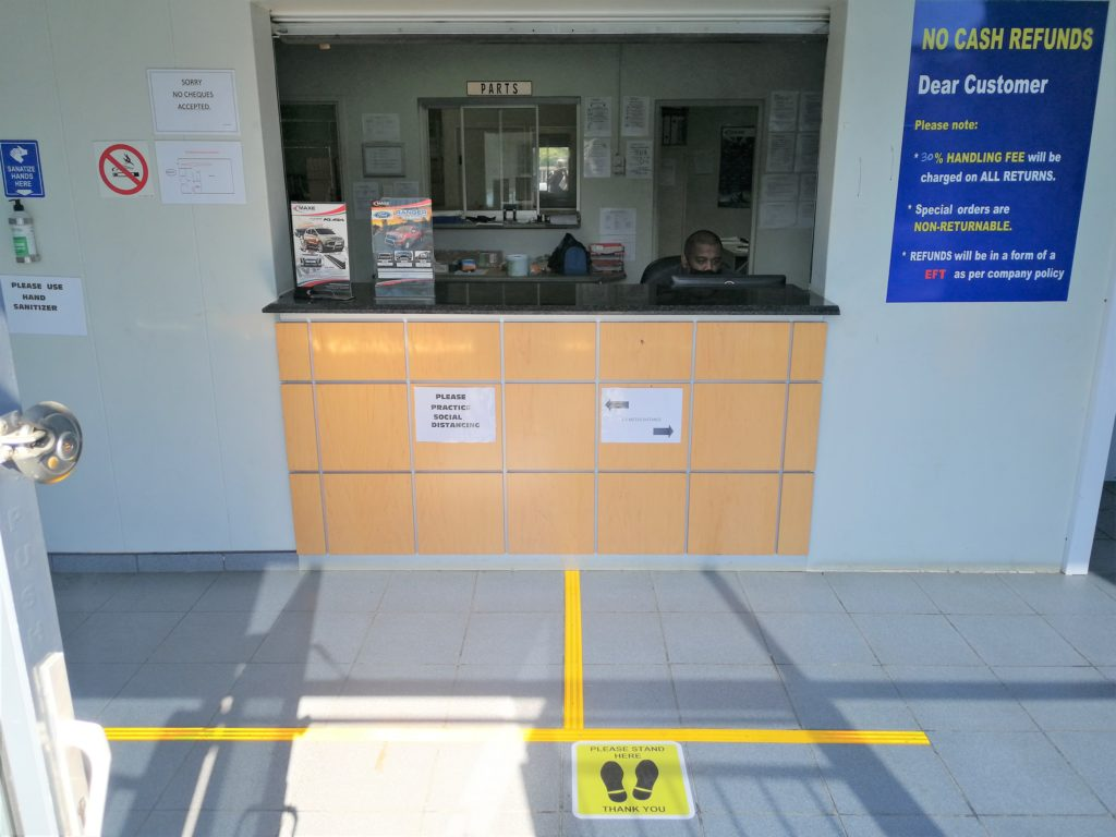 Kempster Ford Umhlanga - Parts Department