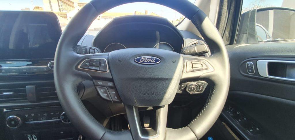 CMH Kempster Ford Hatfield - EcoSport-Titanium- Steering