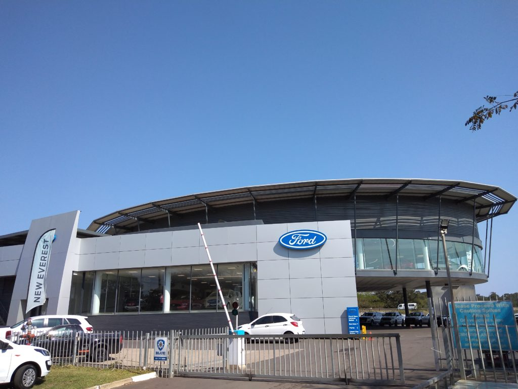 CMH Kempster Ford Umhlanga - The Dealership