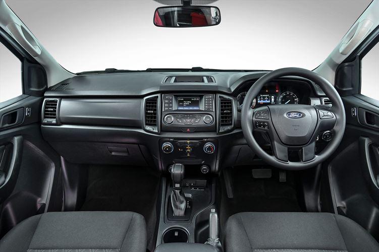Ranger XL Sport | Interior