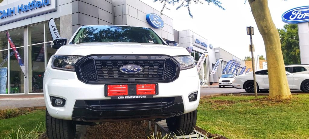 Ford FX4 Front Grill