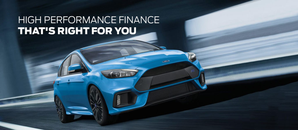 Ford Credit High Performance