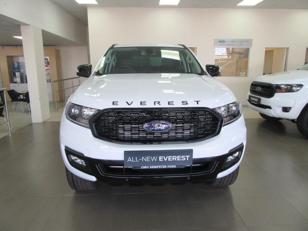 2021 Ford Everest Sport Front