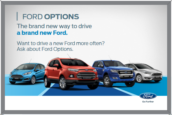 CMH Ford Options Finance