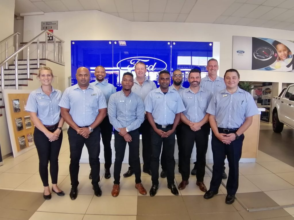 FGE Certified New Car Sales Team